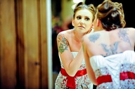tattoo bride