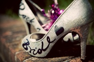 rock bride shoes