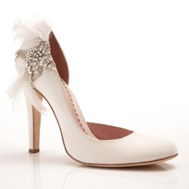 Vintage Bridal Shoes