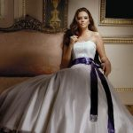 Designer Wedding Dress: If Santa won't bring you one, Caroline Castigliano will!