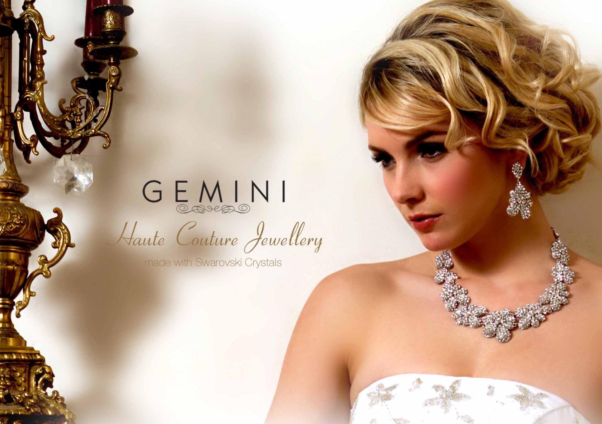 Saturday Shopping: Gemini Bridal Jewellery