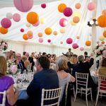 Wedding Inspiration: Decorate with Poms