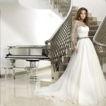 Wedding Dress of the Week by Caroline Castigliano
