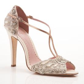 Designer Wedding Shoes   The Wedding Dolls