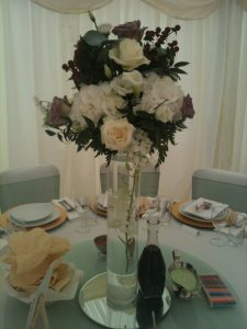 nettlestead place marquee
