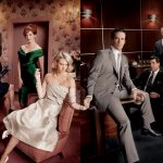 Bride's go Mad Men!