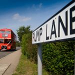 Wedding in Kent: Say I do with a London Bus