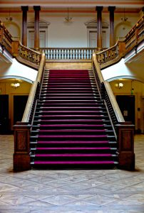 staircase_dorton house