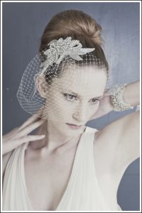 headwear bridal